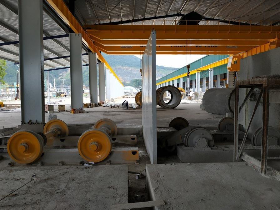 Tủ điện cho hệ thống quay cống nước ngầm