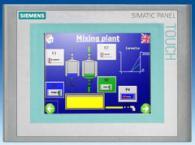 Màn hình HMI Siemens TP 277, 6 inh, 6AV6643-0AA01-1AX0