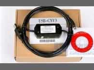 Cáp lập trình USB-CNV3 CHO PLC FUJI