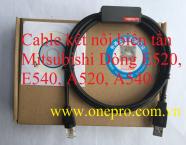 Cáp kết nối biến tần Mitsubishi