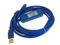 Cáp lập trình USB-DVOP1960 CHO SERVO A4