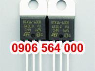 Linh kiện bán dẫn BTA16-600B