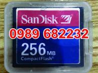 Sandisk 256MB