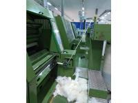 Cải tạo máy chải Reiter C50 - Reiter Machine – Máy Chải model C50 & C51