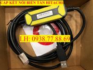 Cable kết nối biến tần Hitachi